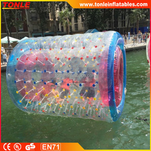 high quality PVC Inflatable Rolling Ball for Kids/ Bubble Rollers Water Balls/ Inflatable Rollers for kids