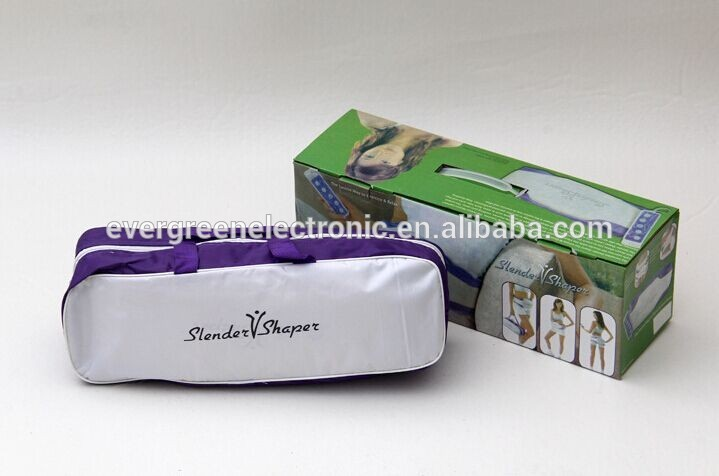 portable slimming belt vibrators vibra belt massager with CE ROHS Approval EG-MB02