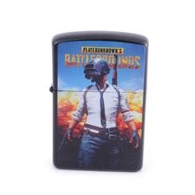 50PCS OEM Winner Winner Chicken Dinner Flameless lighter Arc Lighter Playerunknown's Battlegrounds USB Rechargeable Lighter