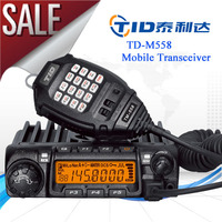 High quality long distance TD-M558 vhf uhf mobile china radio taxi radio systems