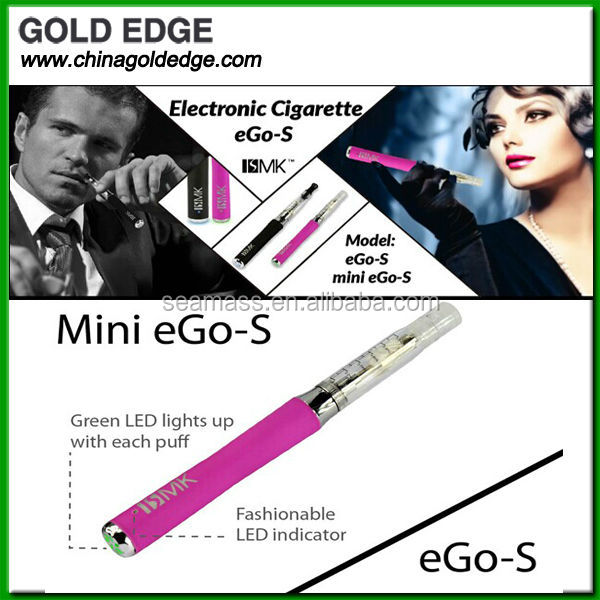 new design big vapor hookah e shisha pen eGo-S