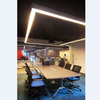 new the quality of led function of super energy-saving/high efficiency/no-glaring linear light