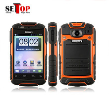 2017 Celular Discovery V5 Waterproof Rugged 3.5 Inch Android Rugged Mobile Smart Phone