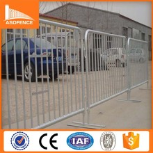ASO fence supply traffic road safety barrier/ racing road site crowd control barrier (manufacturer price)