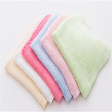 Best Selling Organic Bamboo Washcloths 10&quot;<strong>x10</strong>&quot; Baby Face Towel