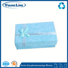 customized special paper wine bottle gift packaging box