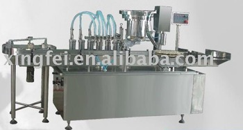XFY Tomato paste Filling and Capping machine