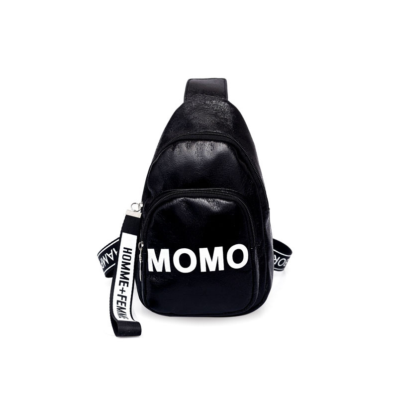 2018 new riding chest Bag Fashion letter single <strong>shoulder</strong> pack handbags for women