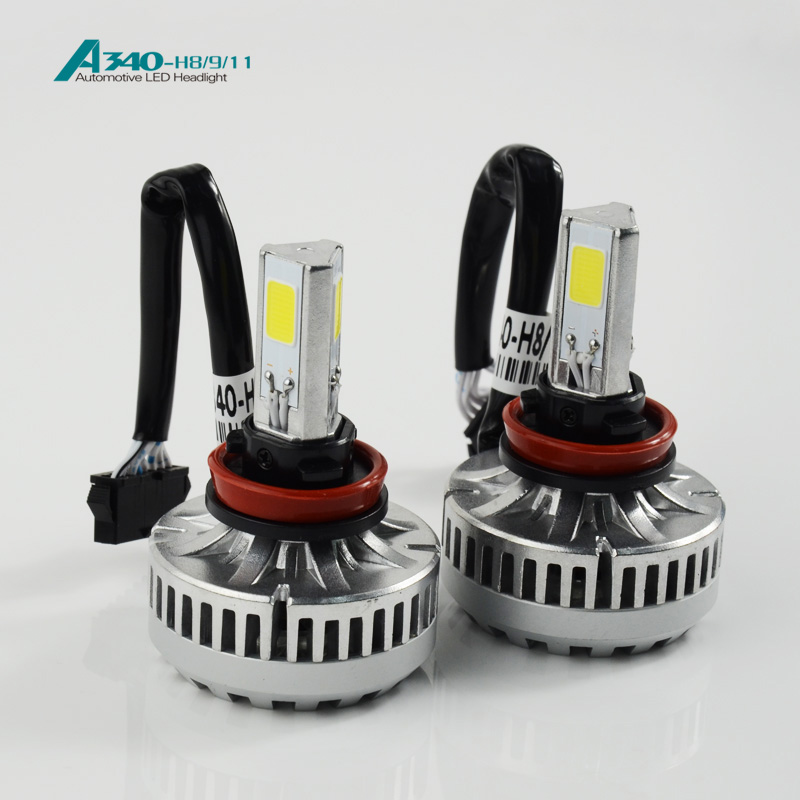 NAO factory high quality 3sides 360 degree emitting led light hid volvo truck headlight