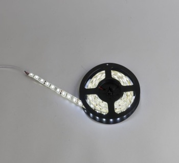 Smd5050 white IP65 outdoor epoxy encapsulated led strip light