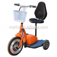 New Arrival 3 wheeler electric powered electric people mover with detached seat