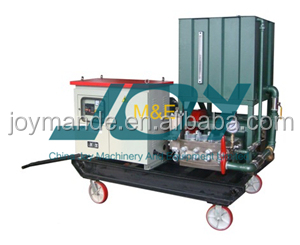 Drain Pipe Sewage pipe cleaning high pressure cleaner machine