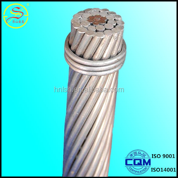 China Factory Supply High Quality Overhead All Aluminum Conductor ASTM B231 715.5 AWG/MCM AAC conductor Nasturtium