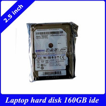 Hot sale HM160HC laptop hard drive 2.5 160G IDE HDDS new original