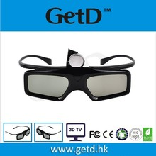 LCD active shutter 3D eyewear for View free movies at home3d tv-GH900RF1