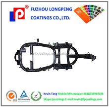 motorcycle frame structures Epoxy Polyester Powder coating