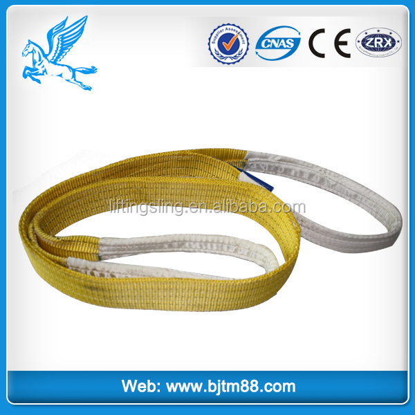 CE approved 5ton wholesale polyester webbing,8ton blue nylon webbing cargo netting,4ton grey price webbing sling