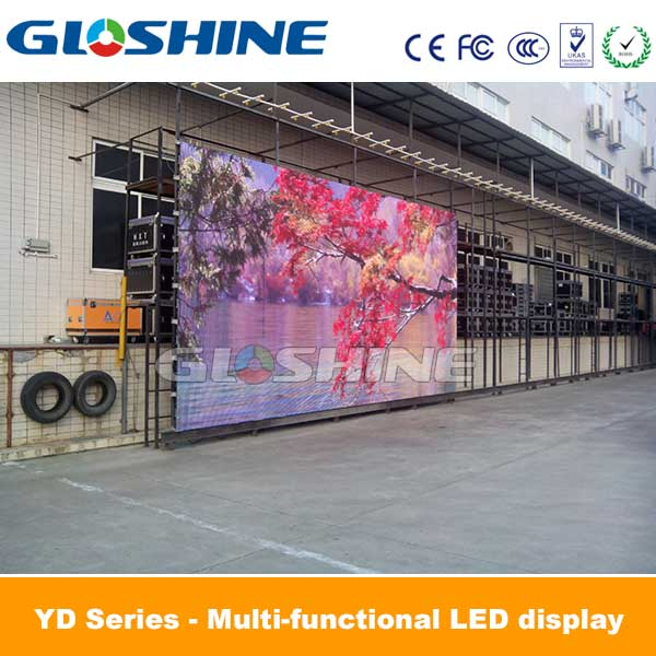 wifi led display/club xxx video lighting led display/outdoor ali led display full sexy vedio