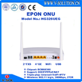 4GE+2POTS+WiFi+USB GEPON ONU WiFi ONU Support IPTV/VoIP/PPPoE for FTTH Network Solution
