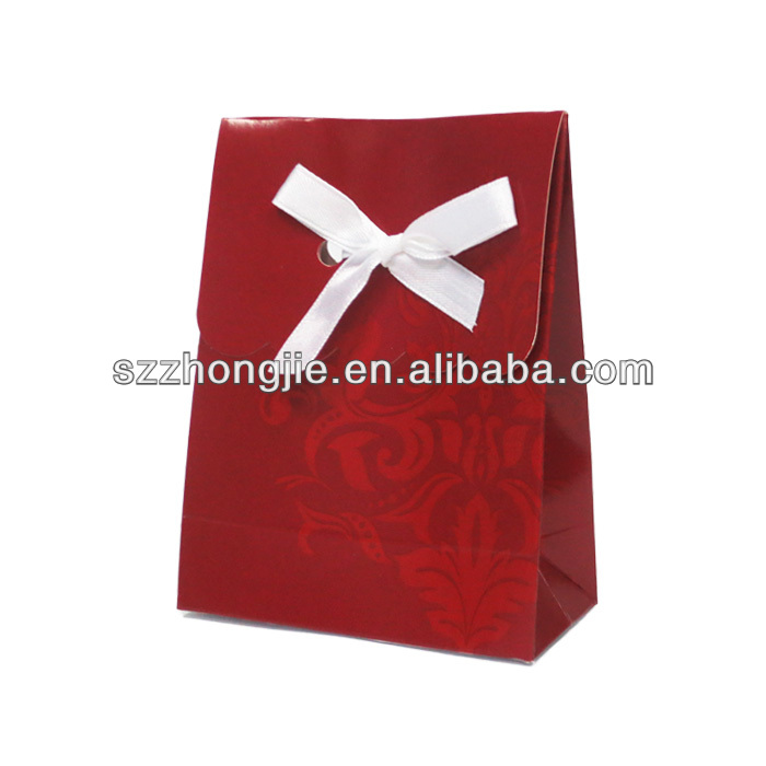 paper favor bags for gifts packaging