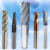 TialN coating HRC65 tungsten solid carbide emd mill