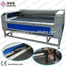 Automatic Fine cutting edge right angle Co2 Fabric Laser Cutting Machine Price