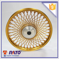 China hot sale cheap and fine motorcycle rear wheel for 70cc
