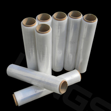 High Quality PE / LDPE Clear Wrap Stretch Film On Roll