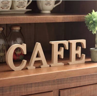 Free Standing Wooden Letters Names Words Art Gifts Decorations