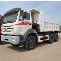 North Benz Heavy Tipper Truck WIth Large Capacity