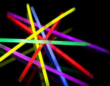 Glow Sticks Bracelets Neon Colors Party Favors DIY Bracelet Prom Supplies Bar Club Holiday