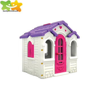 kids play house outdoor and indoor plastic play house ,plastic house for sale