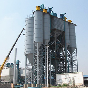Professional Design Strong Foundation 80 tons Bolted Concrete Cement Silo