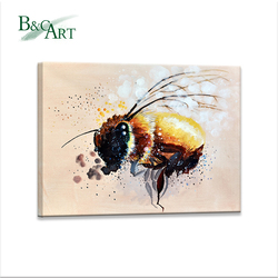 New Product Wall Art Decorative Pictures Abstract Animal Oil Painting