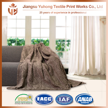 China Professional Supplier Supersoft Cashmere Blanket Throw For Whole Sale With Low Price Walmart supplier