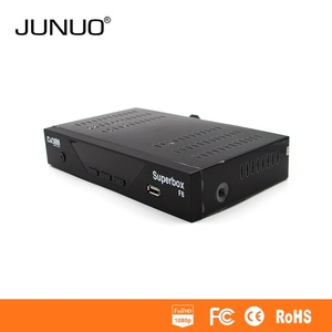 JUNUO factory OEM high quality 2017 ali 3510 full hd dvb-s2 mpeg4 fta digital satellite receiver