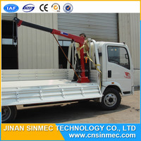 New style small hydraulic crane small electric crane small portable crane