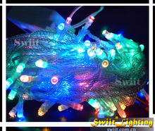 2014 New Arrival DD12027 outdoor christmas maple leaf led light tree (