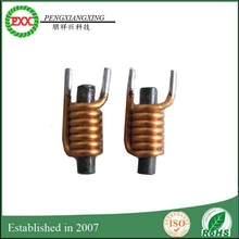 factory directly sale custom R shape Ferrite rod core power inductor /magnetic rod choke coil for LED