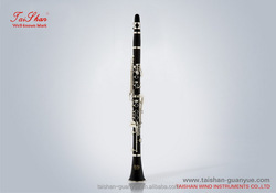Beautifuil Design woodwind musical instrument a clarinet in china