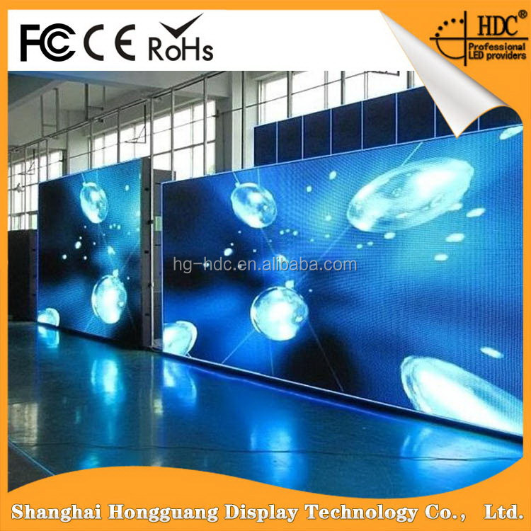 China-made latest design full color cabinet for led display