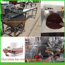 30kg hot selling automatic chocolate enrobing machine with CE approval