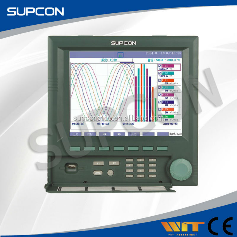 With quality warrantee factory directly paper chart recorder for SUPCON