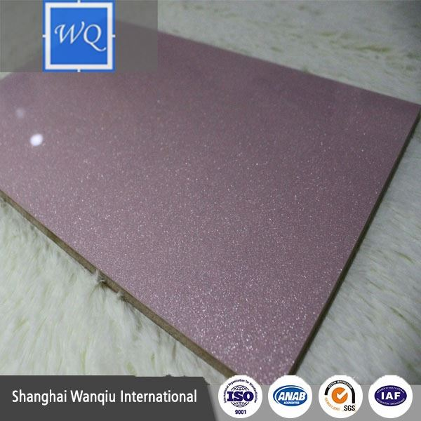 Other Furniture Type and Cabinet Use High Gloss Metal UV board