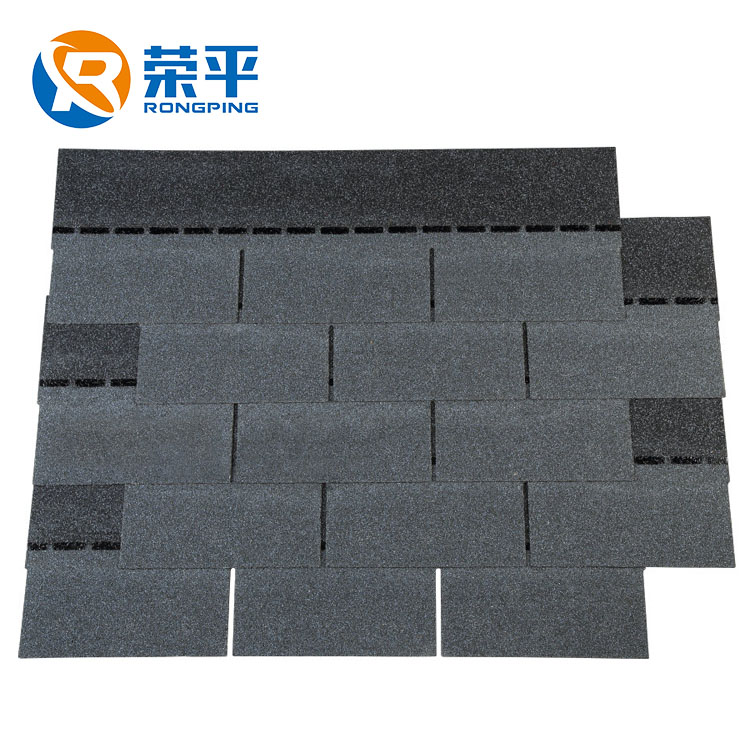 Philippine popular decorative roofing material 3-tab asphalt shingles sale lowes roofing shingles prices