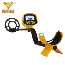 MD-9020C With LCD Display Underground Metal Detector Gold Detecting Device