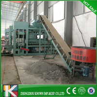 brick machines in Kenya/ block moulding machines/automatic clay red brick making machine in India