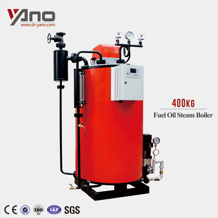Natural gas/Oil Fired Vertical Steam generate Boiler