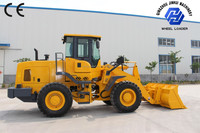 Jinhui ZL936 front end loader with Deutz engine
