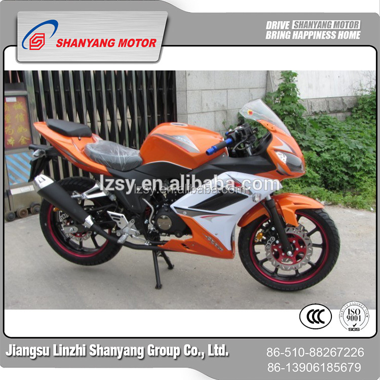 150cc Monster New Classic Racing Speed Motorcycle with good quality for Sale SY150-3